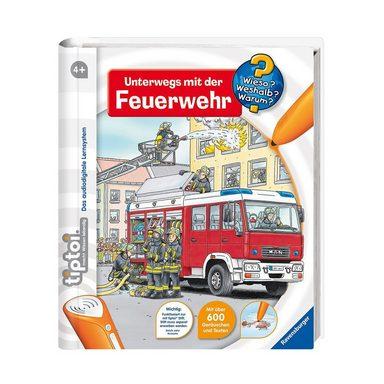 Ravensburger tiptoi®: WWW Unterwegs mit der Feuerwehr