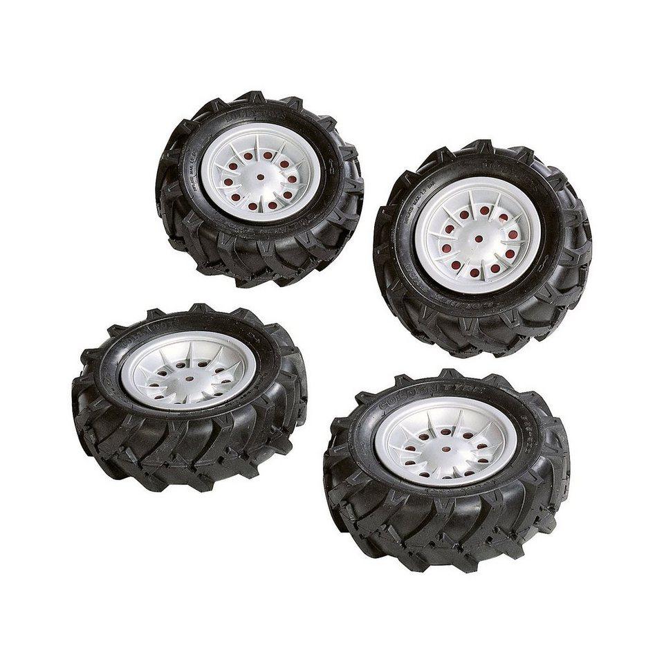 Rolly Toys rollyTrac Luftreifen, silberne Felgen, 4x 310x95 online kaufen