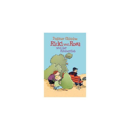 S. Fischer Verlag Ricki und Rosa und der Räuberdieb