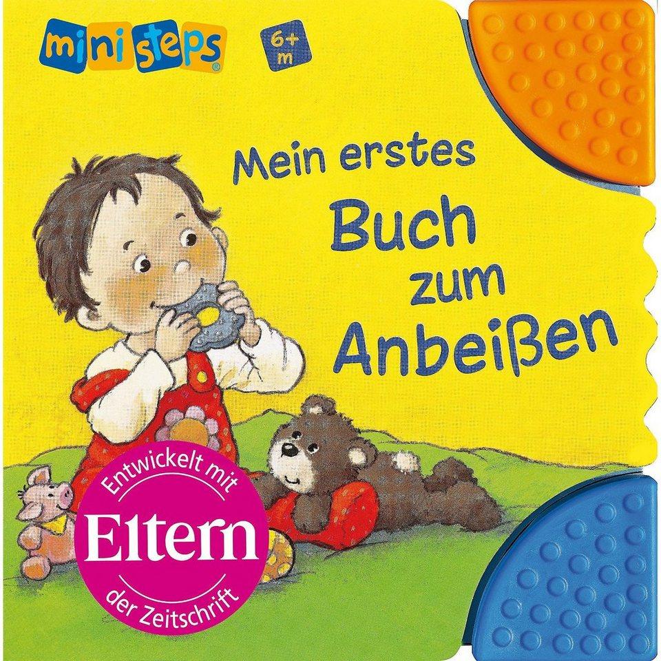 Ravensburger ministeps Mein erstes Buch zum Anbeißen online kaufen