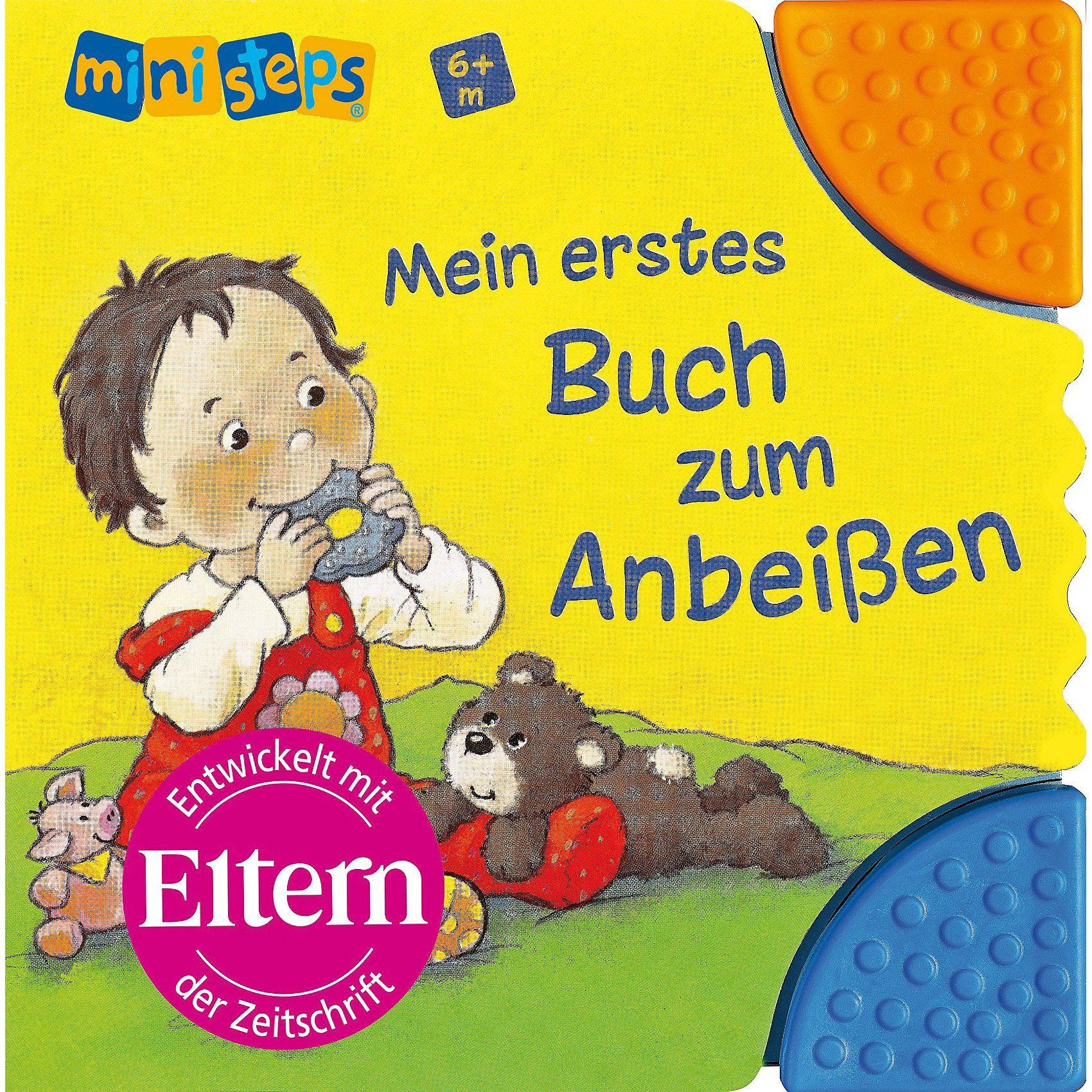 Ravensburger ministeps Mein erstes Buch zum Anbeißen