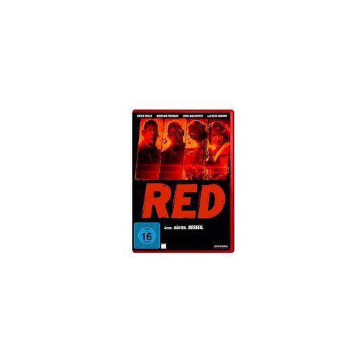DVD RED - Älter. Härter. Besser.