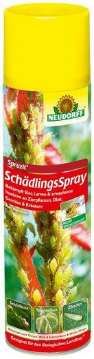 NEUDORFF Pflanzenschutzmittel »Spruzit Schädlings Spray«, 200 ml