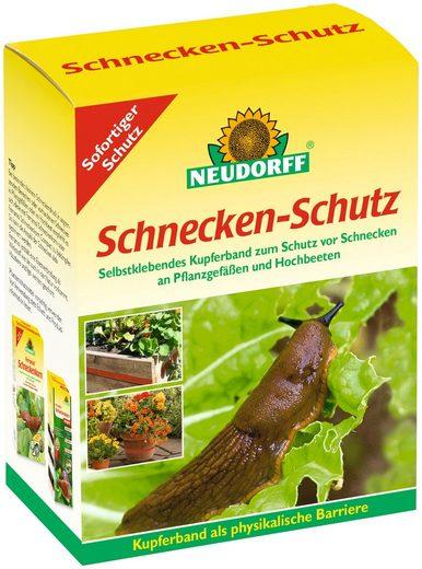 NEUDORFF Pflanzenschutzmittel »Abwehrband Schnecken-Schutz«, 8 m