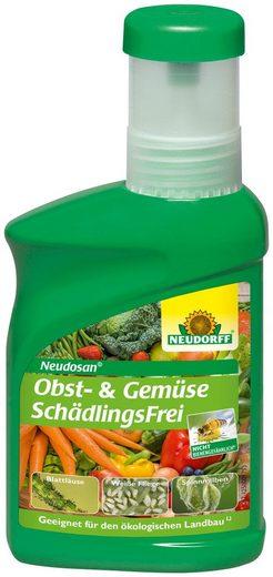 NEUDORFF Pflanzenschutzmittel »Neudosan Obst- & Gemüse Schädlings Frei«, 250 ml