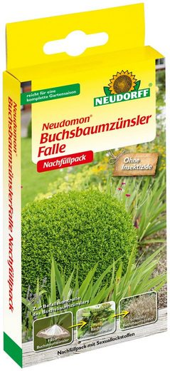 NEUDORFF Monitoringfalle »Neudomon Buchsbaumzünsler«, Nachfüllpack