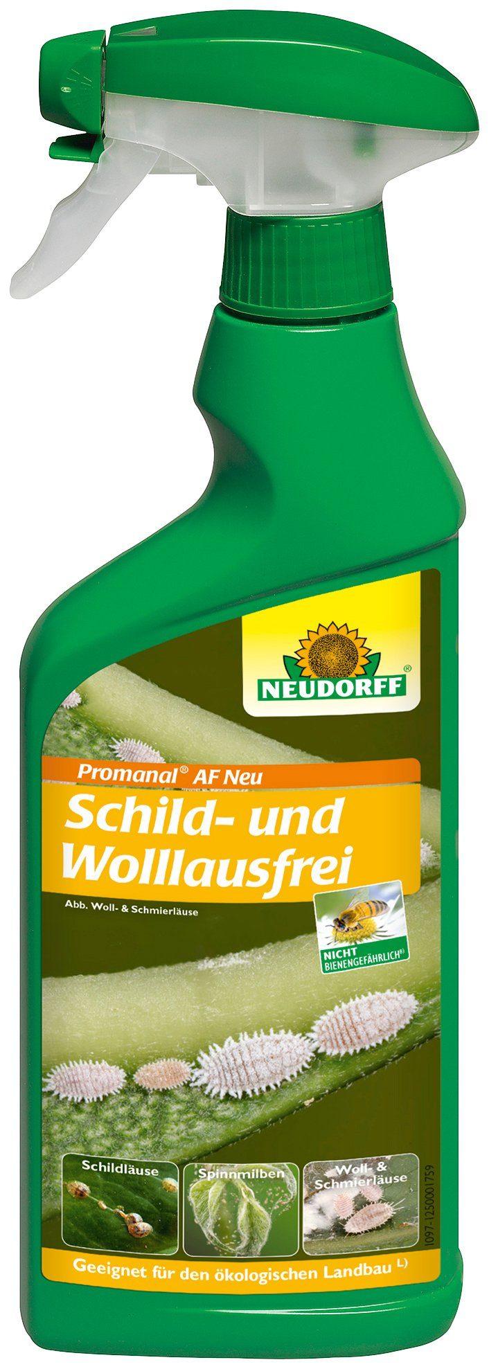 NEUDORFF Pflanzenschutzmittel »Promanal AF Neu Schild- und Wolllausfrei«, 500 ml
