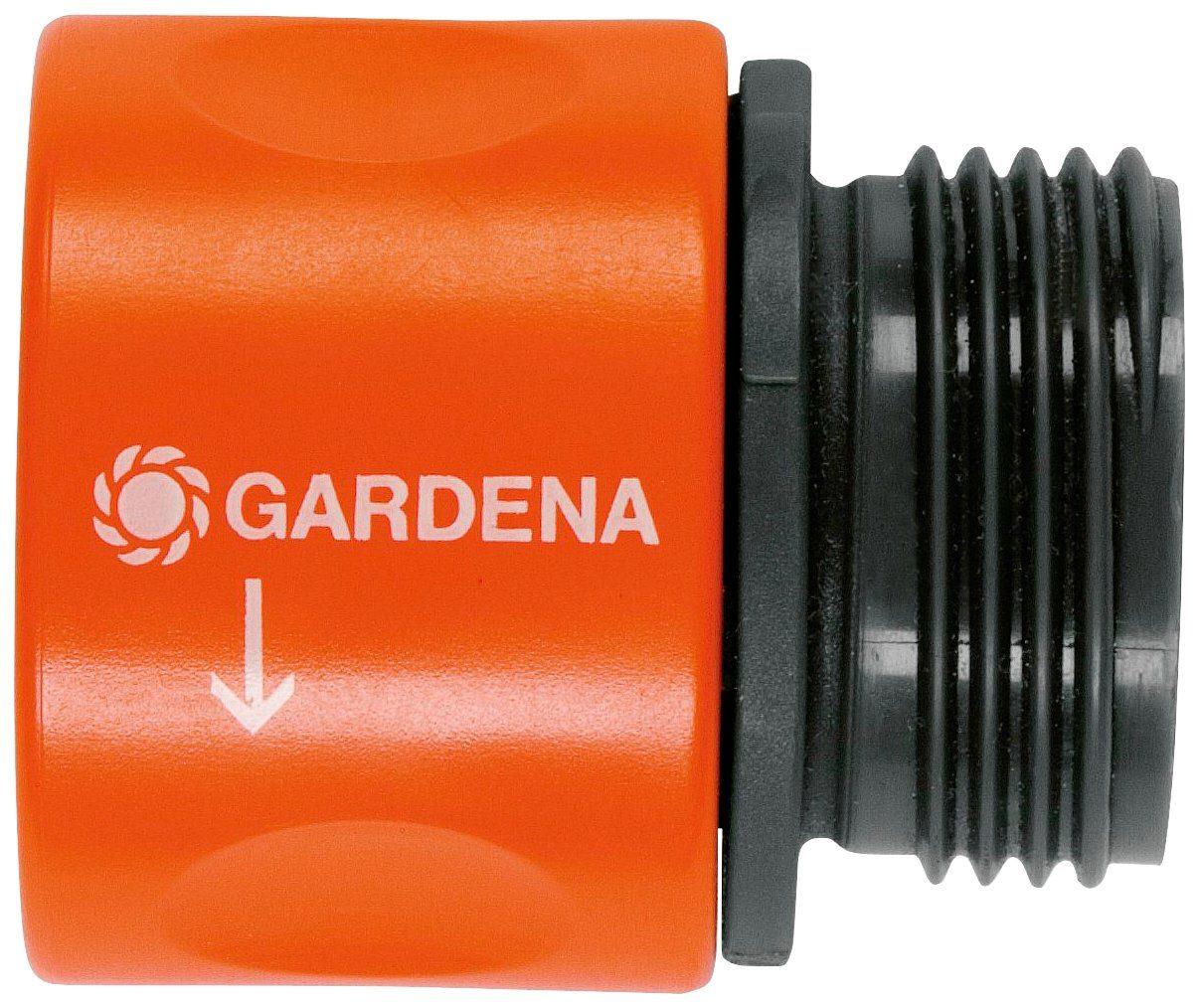 """GARDENA Schlauchstück »02917-20«, 26,5 mm (G 3/4"""")-Gewinde"""