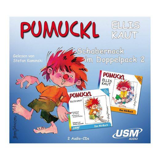 United Soft Media Pumuckl: Schabernack Im Doppelpack, 2 Audio-CDs