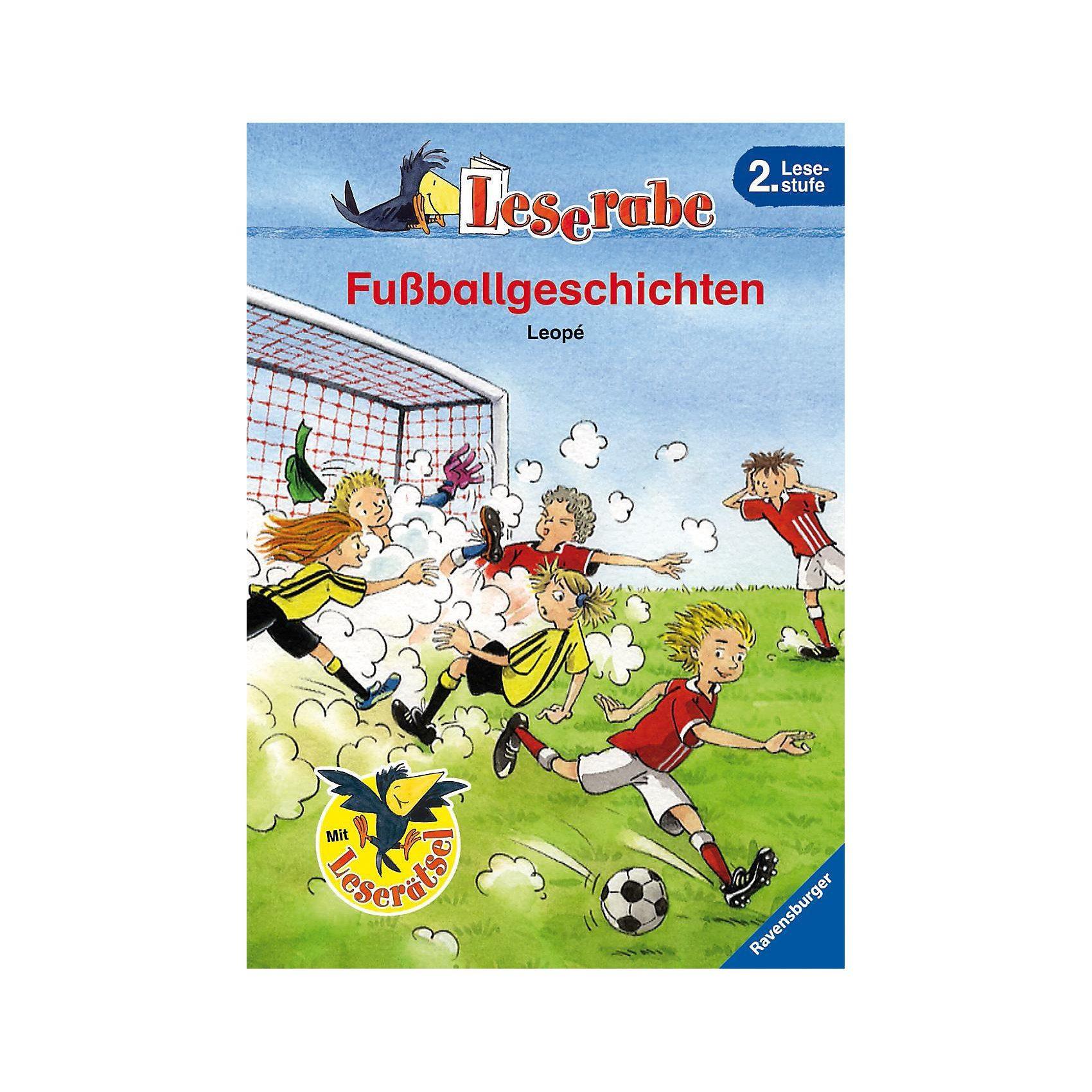 Ravensburger Leserabe 2: Fußballgeschichten
