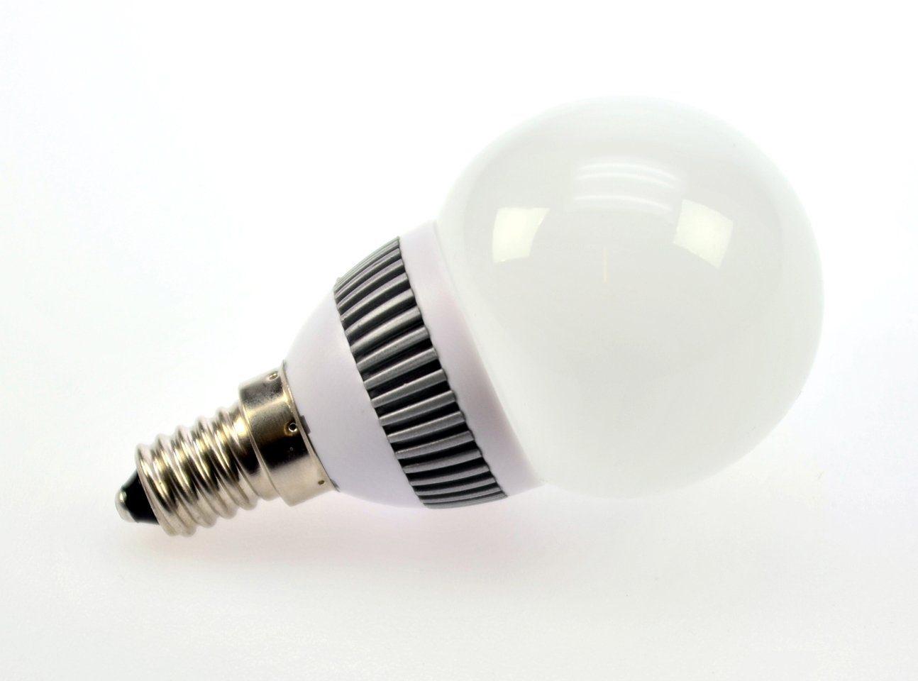DIODOR Leuchtmittel »LED Globe E14 1,5 W 150 Lm 3.000 K«