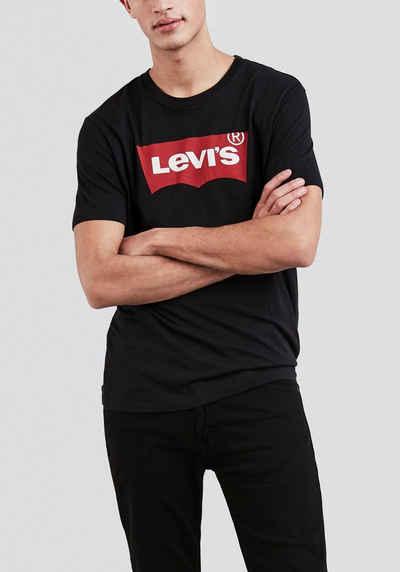 Levi's® T-Shirt »Batwing Logo Tee« mit Logo-Front-Print