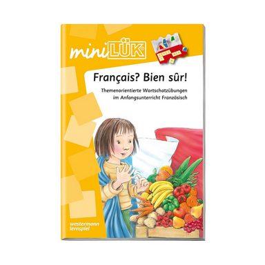 Westermann Verlag mini LÜK: Français? Bien sur!, Übungsheft