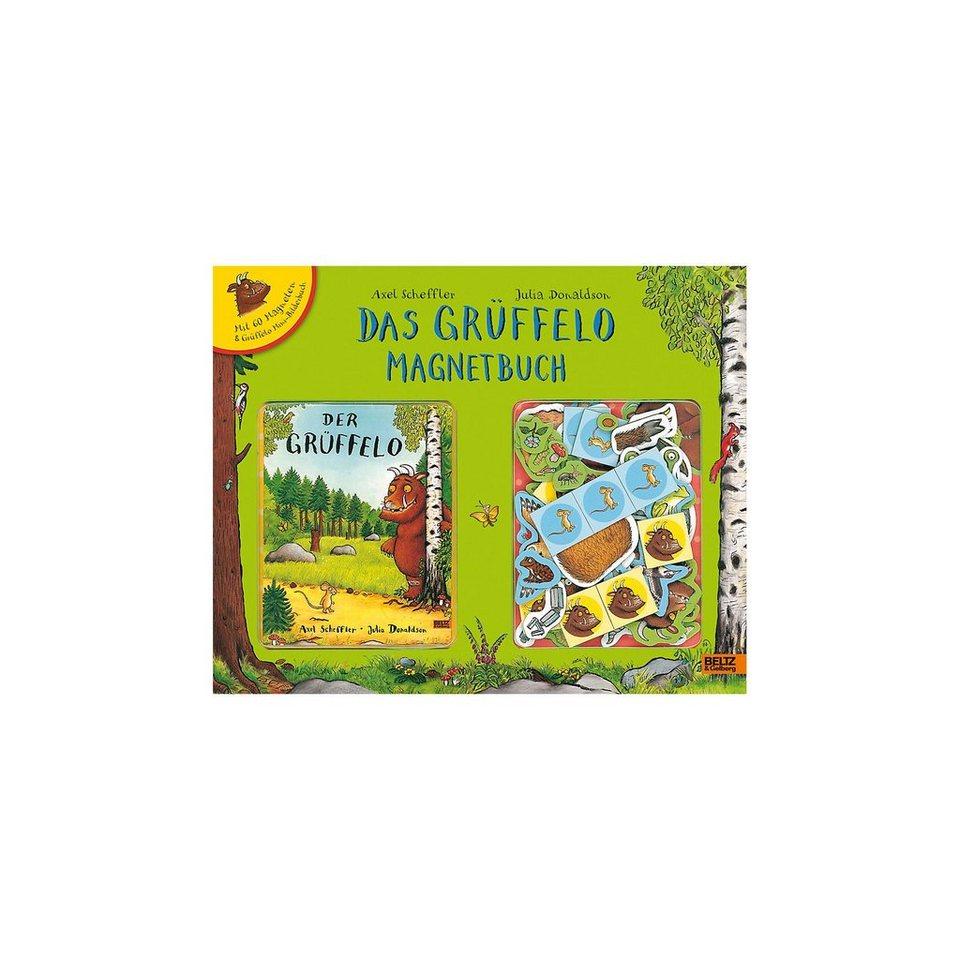 Beltz Verlag Das Grüffelo Magnetbuch, mit 60 Magneten in Spielbuch-Koffer online kaufen