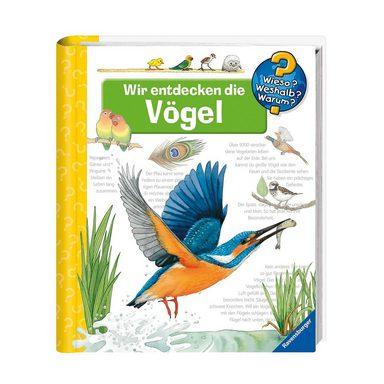 Ravensburger WWW Wir entdecken die Vögel