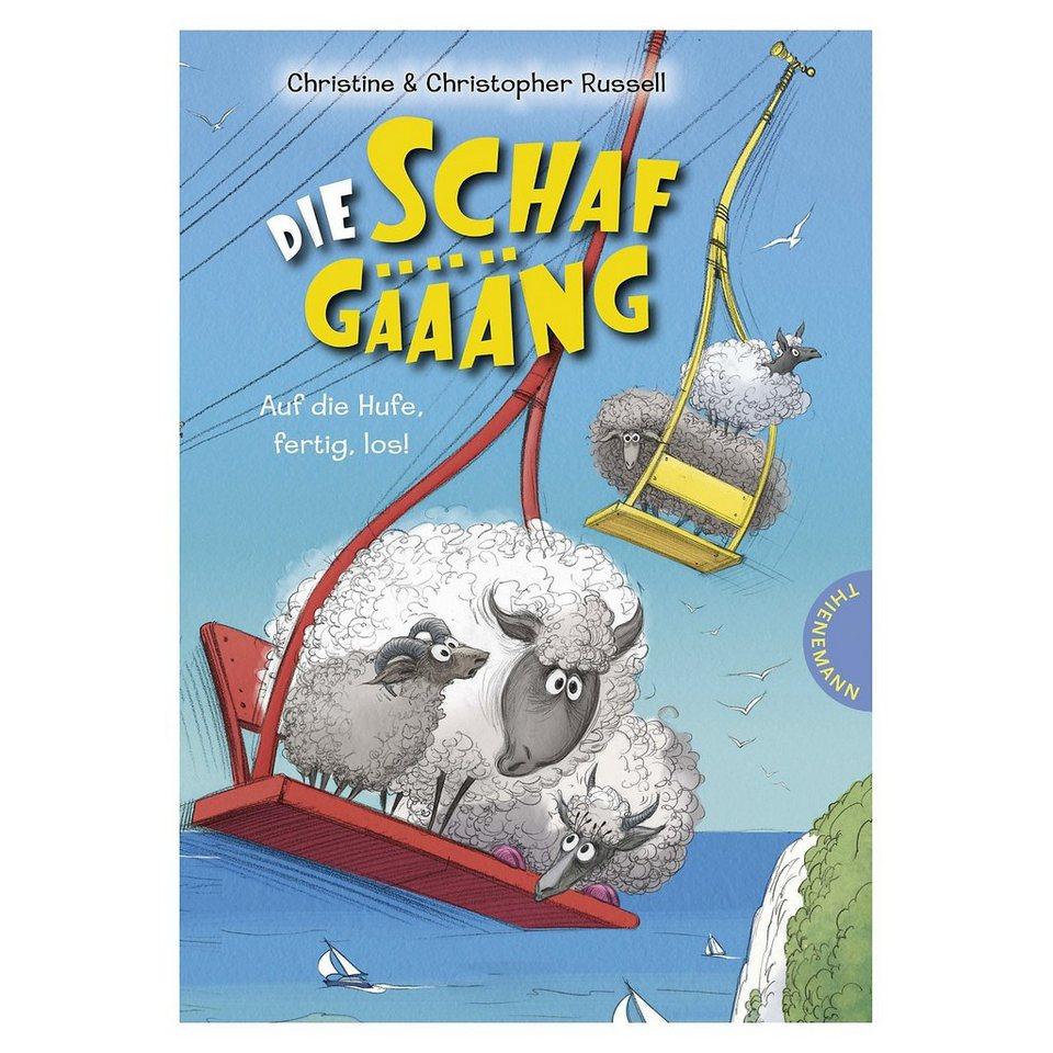 Thienemann Esslinger Verlag Die Schafgäääng: Auf die Hufe, fertig, los, Band 4 online kaufen