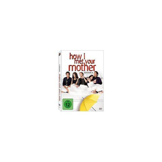 DVD How I met your Mother - Season 4
