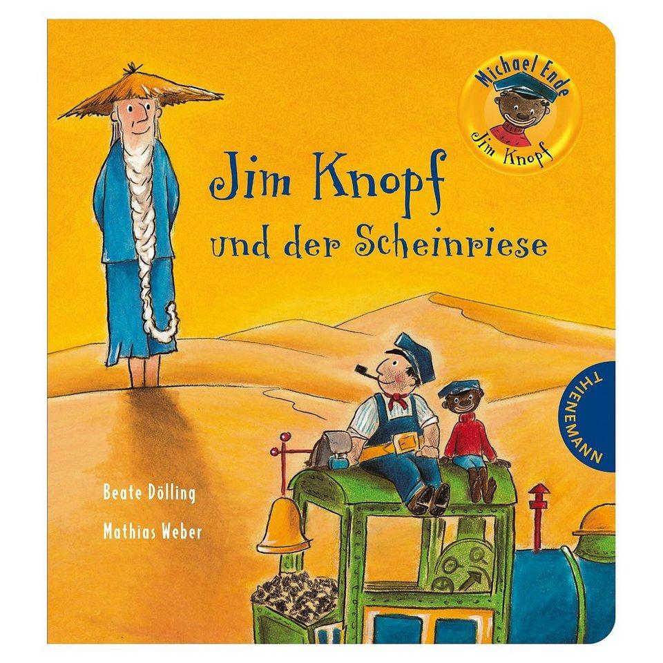 Thienemann Esslinger Verlag Jim Knopf und der Scheinriese online kaufen