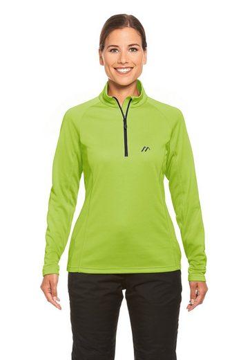 Maier Sports Langarmshirt »JASMIN« für Ski und Wintersport