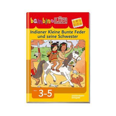Westermann Verlag bambino LÜK: Indianer Kleine Bunte Feder und seine Schwester