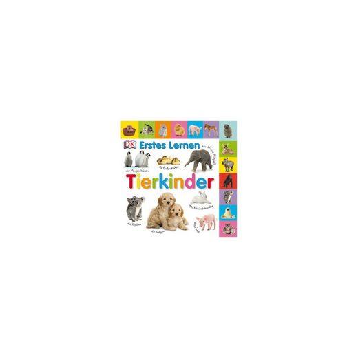 Dorling Kindersley Verlag Erstes Lernen: Tierkinder