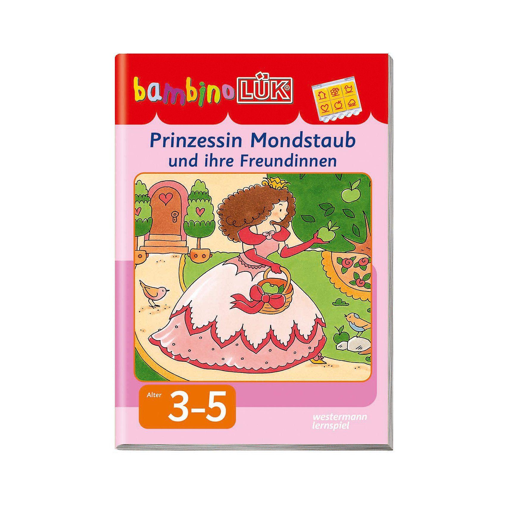 Westermann Verlag bambino LÜK: Prinzessin Mondstaub und ihre Freundinnen