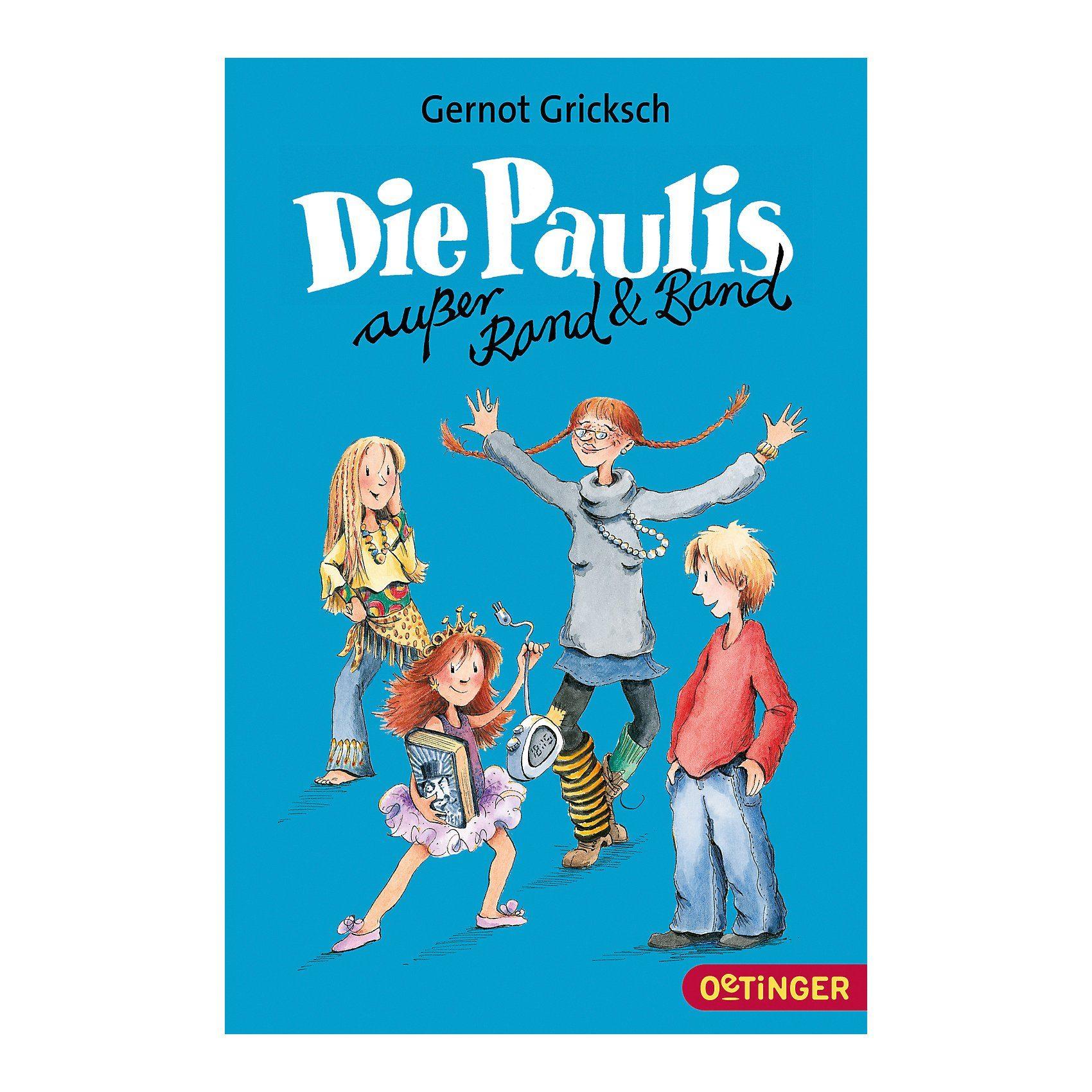 Oetinger Die Paulis außer Rand und Band