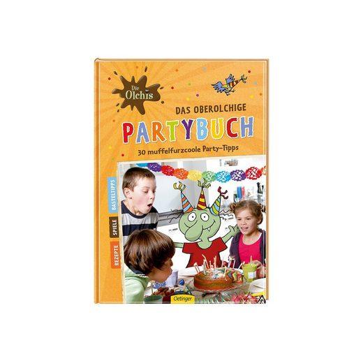 Oetinger Das oberolchige Partybuch