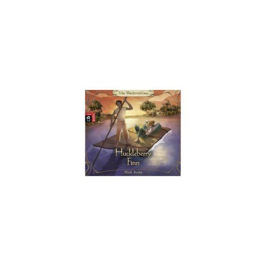 cbj + cbt Verlag Huckleberry Finn, 3 Audio-CDs