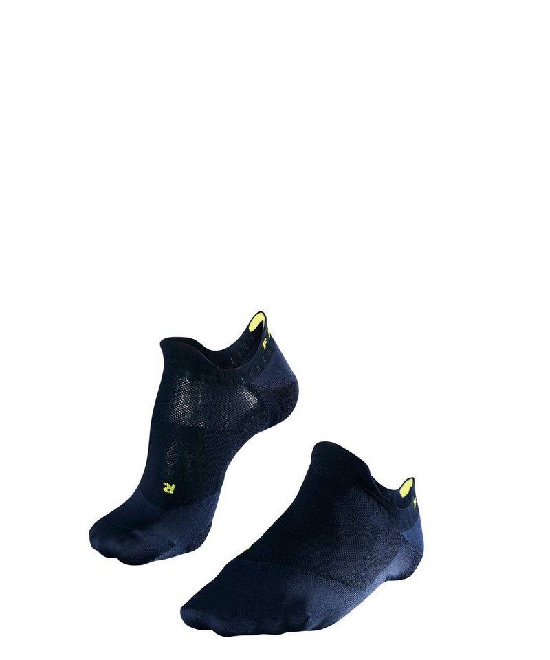 FALKE Sportsocken »GO5 Invisible Golf« (1 Paar) mit extra leichter Polsterung | Sportbekleidung > Funktionswäsche > Sportsocken | Blau | FALKE