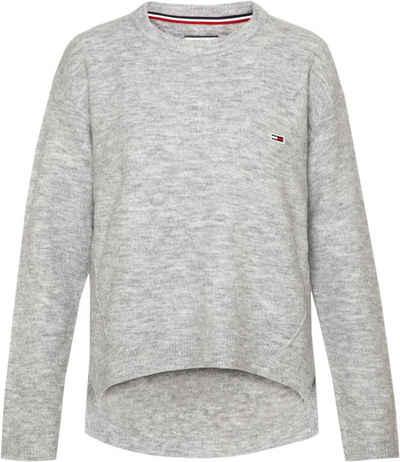 TOMMY JEANS Pullover kaufen » Hilfiger Denim Pullover   OTTO 2bfc3b00f8