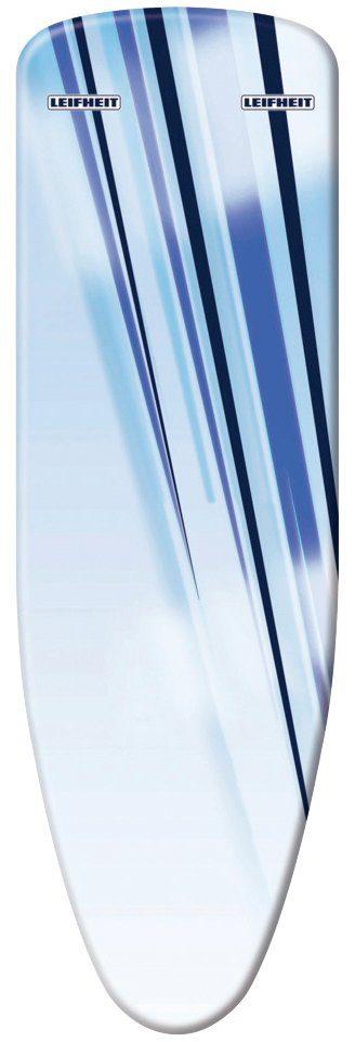 LEIFHEIT Bügelbrettbezug »AirActive L blue stripes«