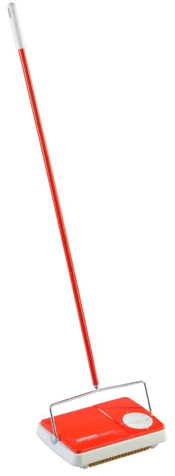 Leifheit Teppichkehrer »Regulus Retro«, rot