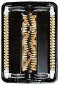 Leifheit Teppichkehrer »Regulus Retro«, grau, Bild 3