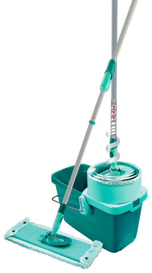 LEIFHEIT Bodenwischer »Set Clean Twist System XL«