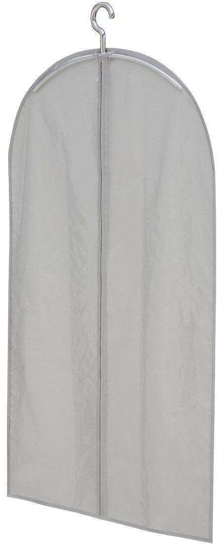 LEIFHEIT Kleidersack »Kurz«, Farbe grau