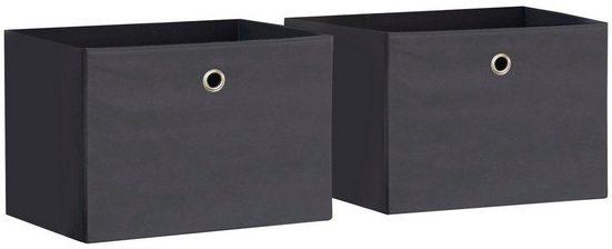 Aufbewahrungsbox »Danzig« (Set, 2 Stück), passend zum Regal