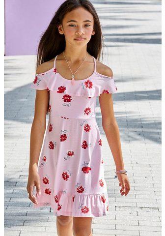 ARIZONA Suknelė plonomis petnešėlėmis