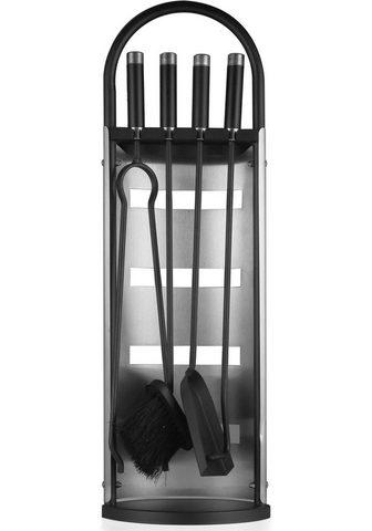 EL FUEGO Židinio įrankių rinkinys (Rinkinys 5-t...