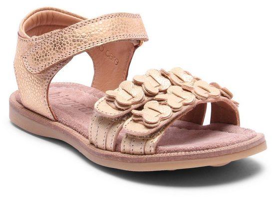 Bisgaard Sandale mit 2 praktischen Klettverschlüssen