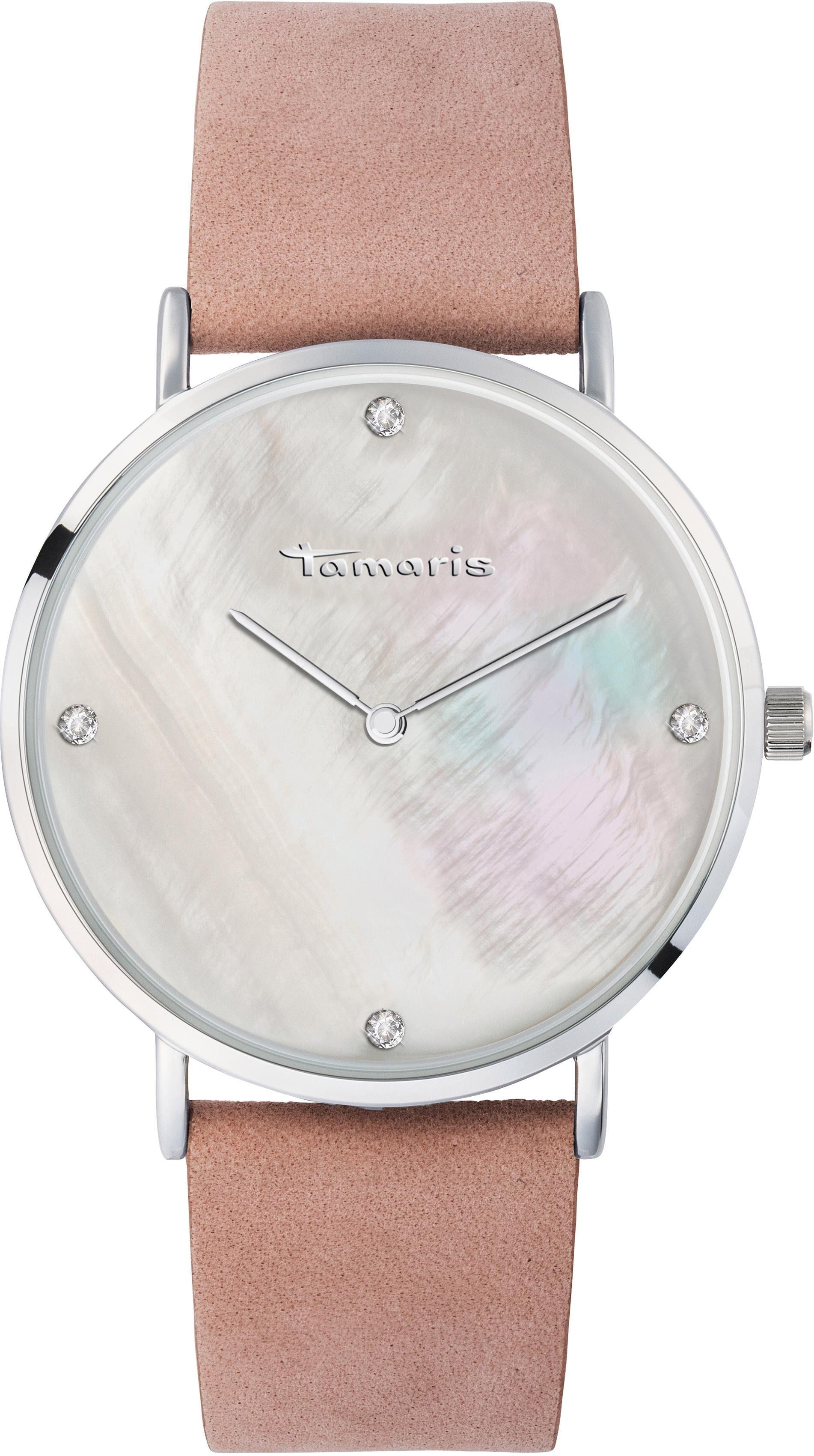Tamaris Quarzuhr »Anika lilac, TW008«