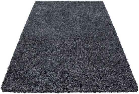 Hochflor-Teppich »Ancona 9000«, Ayyildiz, rechteckig, Höhe 50 mm, Besonders weich durch Microfaser