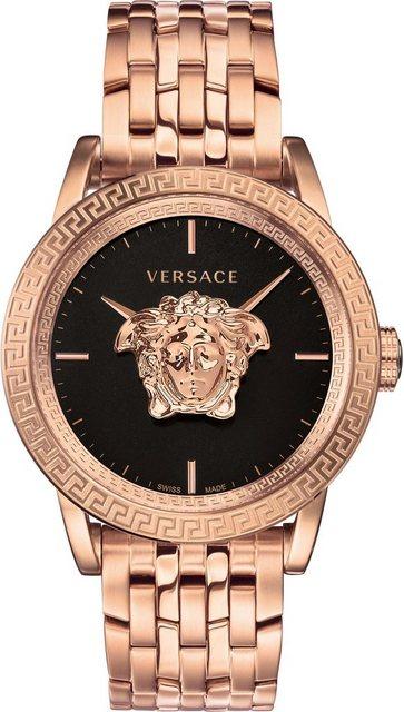 Versace Schweizer Uhr »PALAZZO EMPIRE, VERD00718« | Uhren > Schweizer Uhren | Goldfarben | Versace