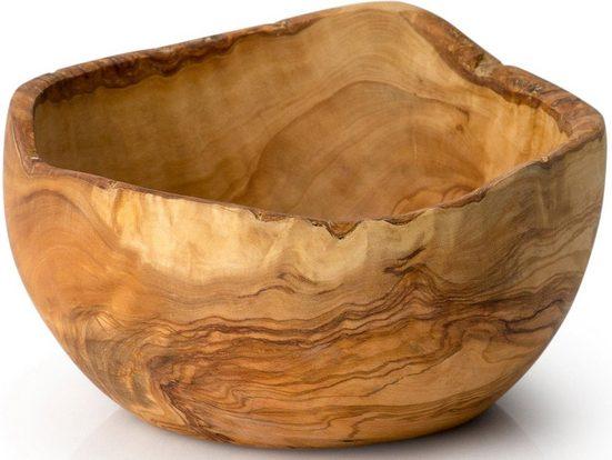 Continenta Obstschale, Holz, Naturform