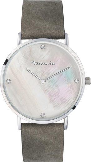 Tamaris Quarzuhr »Anika grey, TW011«