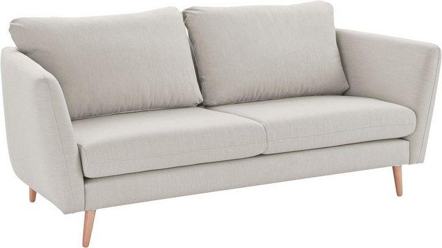 Sofas - Guido Maria Kretschmer Home Living 2 Sitzer »Cergy«, in skandinavischem Stil, mit Beinen aus Eiche  - Onlineshop OTTO