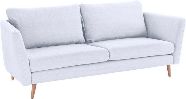 Sofas - Guido Maria Kretschmer Home Living 3 Sitzer »Cergy«, in skandinavischem Stil, mit Beinen aus Eiche  - Onlineshop OTTO
