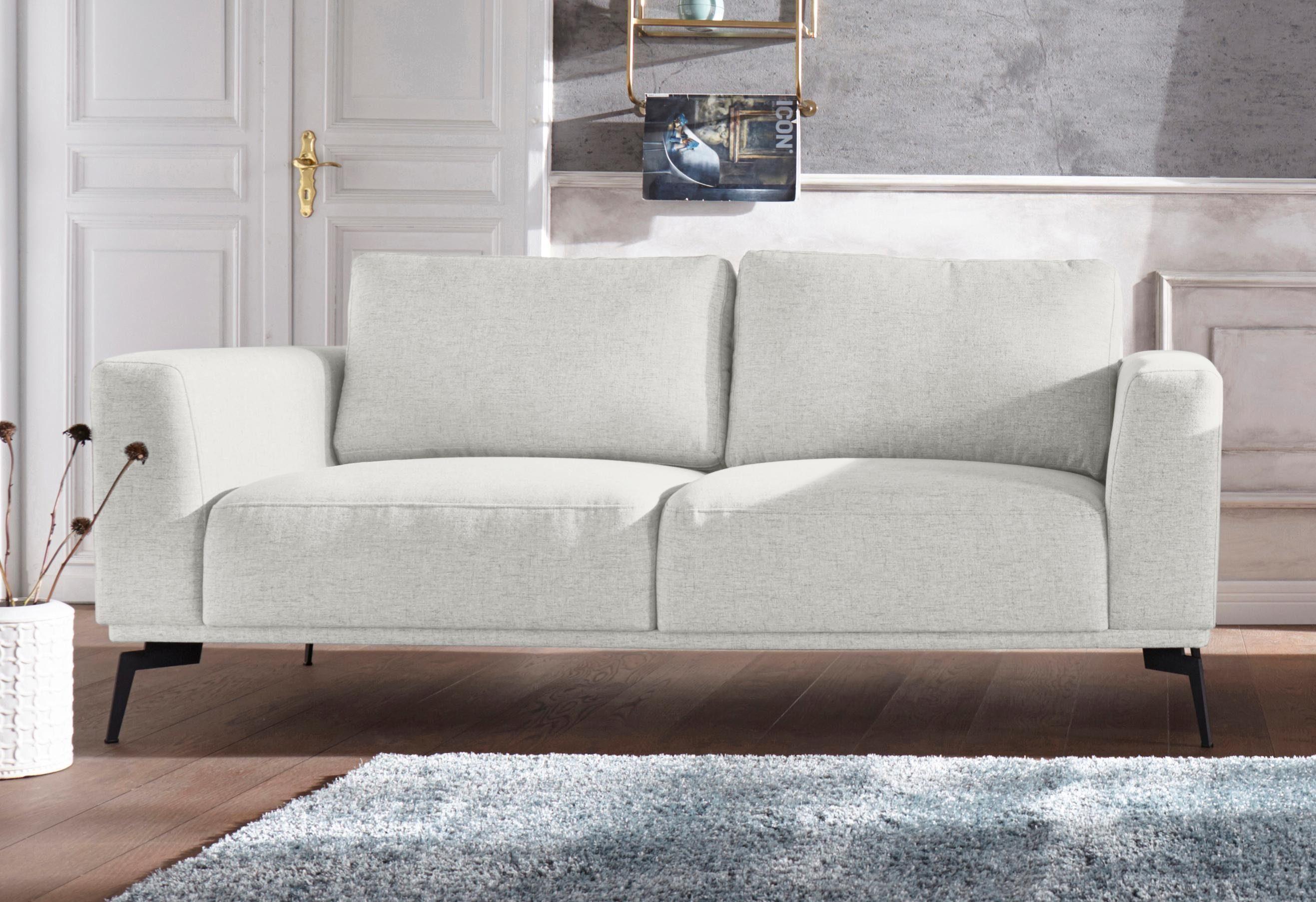 Modernes Design Rohde Damen Herne Pantoletten Weiß (Offwhite