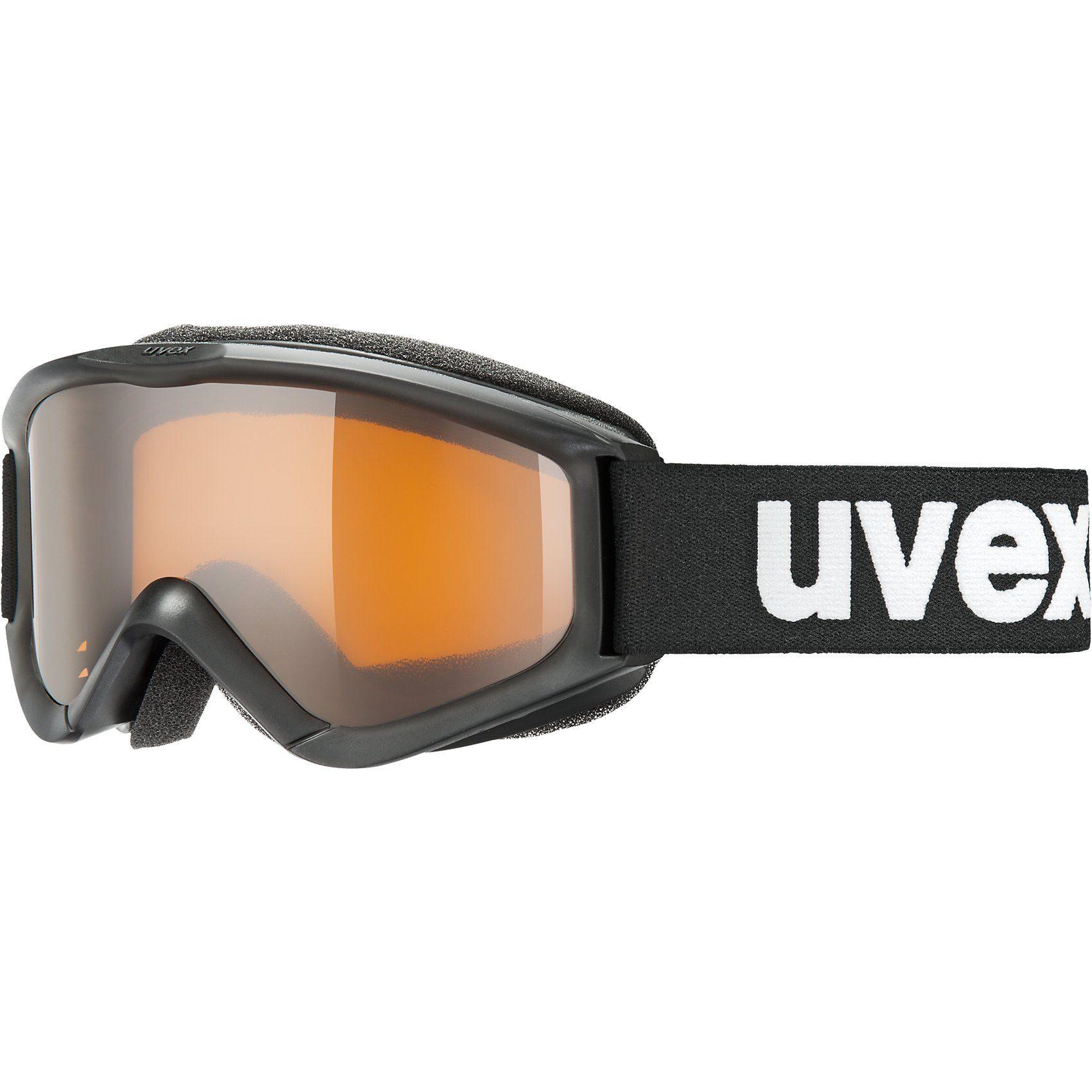 Uvex Skibrille speedy pro black