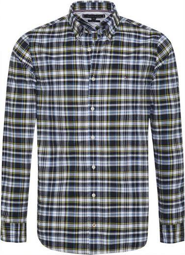 Tommy Hilfiger Hemd »SLIM MULTI CHECK SHIRT«